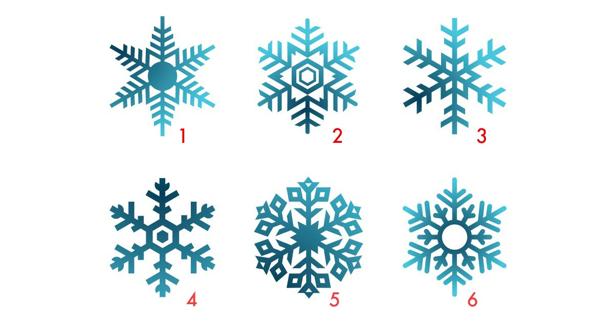 Alege un fulg de nea și noi îți vom spune ce te așteaptă în această iarnă