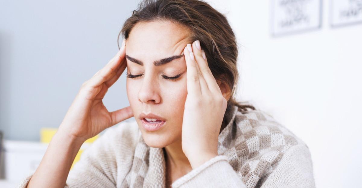 Infectia sinusurilor sau o migrena? Cum iti dai seama?