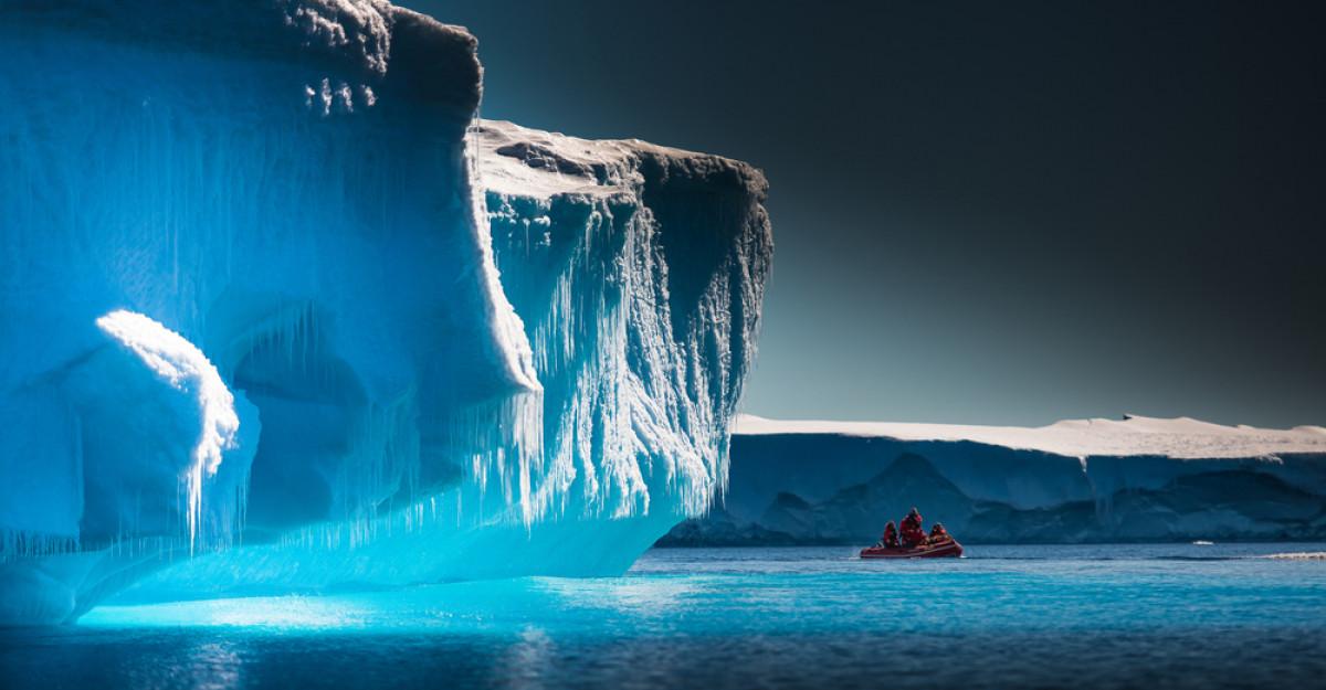 Temperatură record în Antarctica: Peste 20 grade Celsius