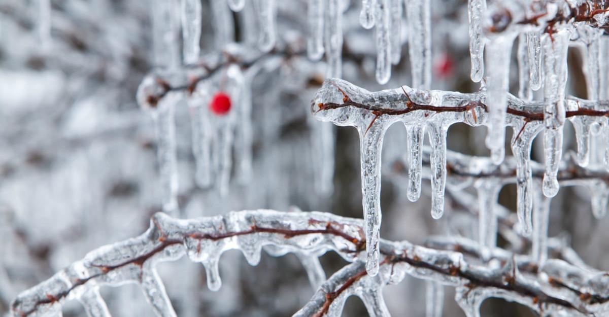 De ce apare, de fapt, ploaia îngheţată