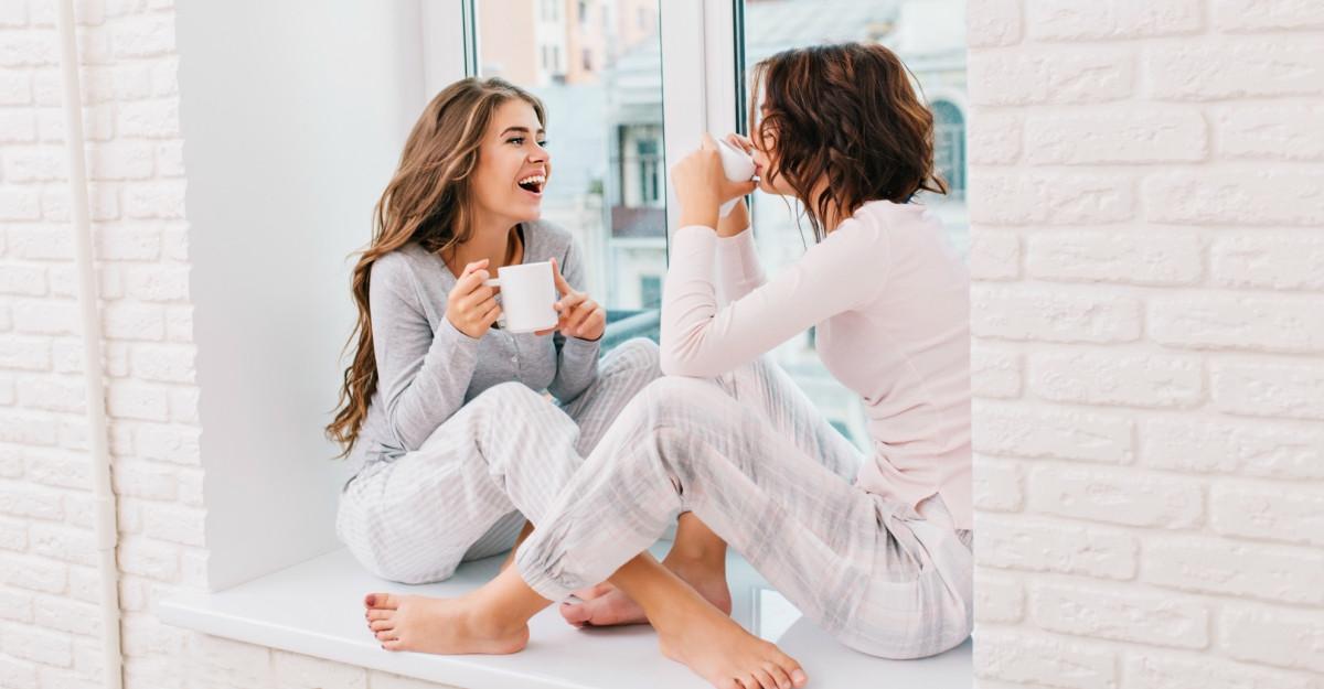 Pijamale calduroase si confortabile pentru noptile de iarna