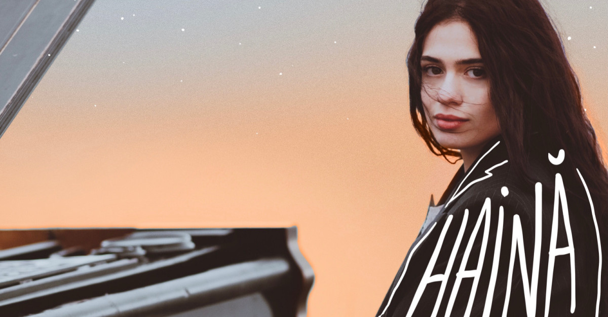 Dora Gaitanovici lansează melodia Haină pe inima ta