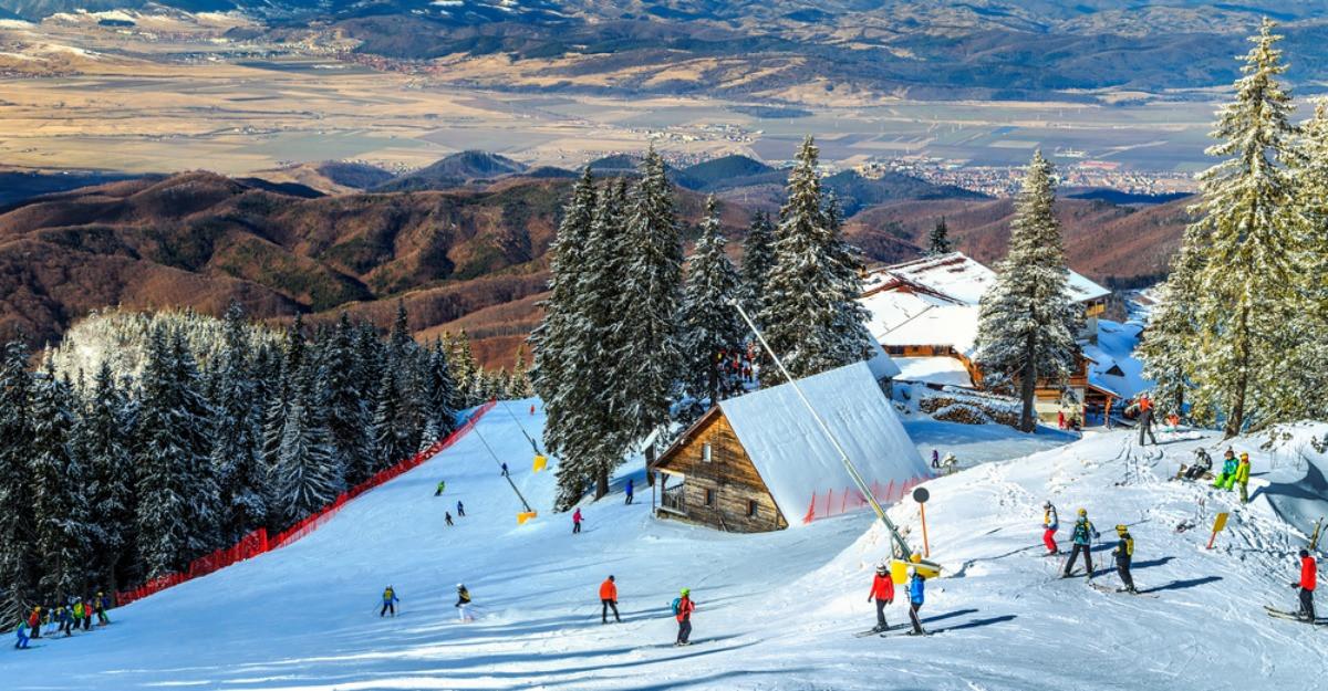 9 destinații last minute ideale pentru vacanta de iarna