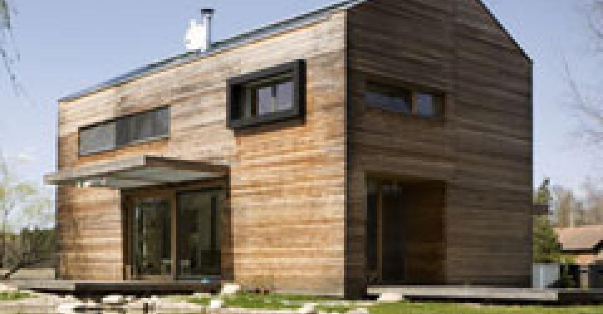 Arhitectura: reinterpretarea casei traditionale