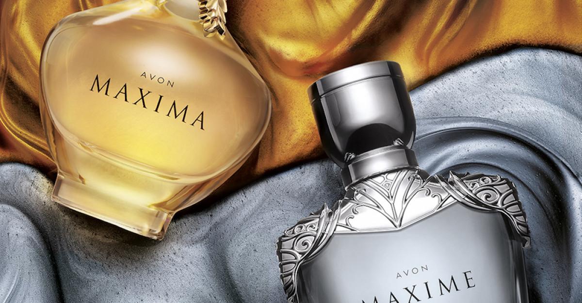 Maxima si Maxime, noua gamă de parfumuri premium AVON