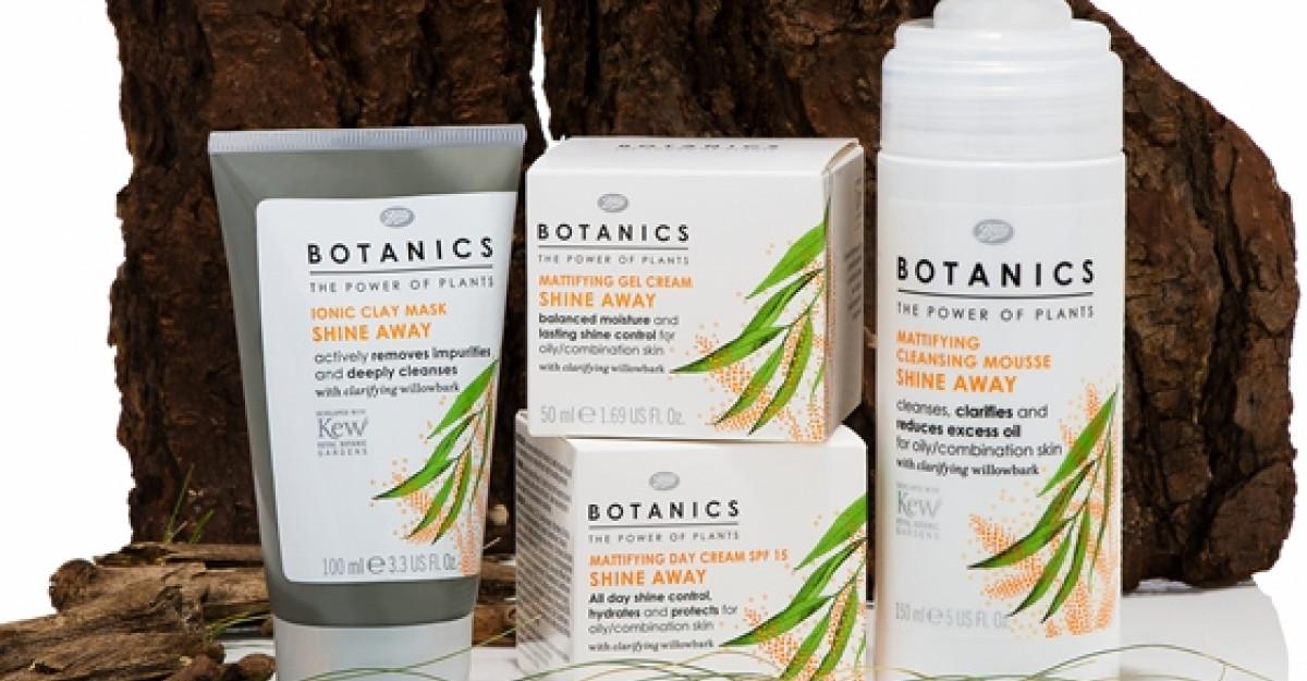 Descopera puterea plantelor in noua gama Botanics