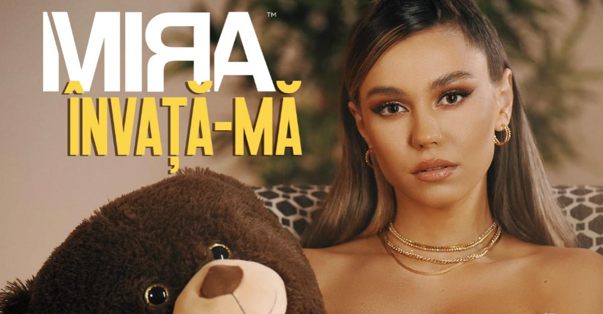 MIRA lansează Învață-mă, o piesă de suflet pentru suflete, ce poartă numele primului său album