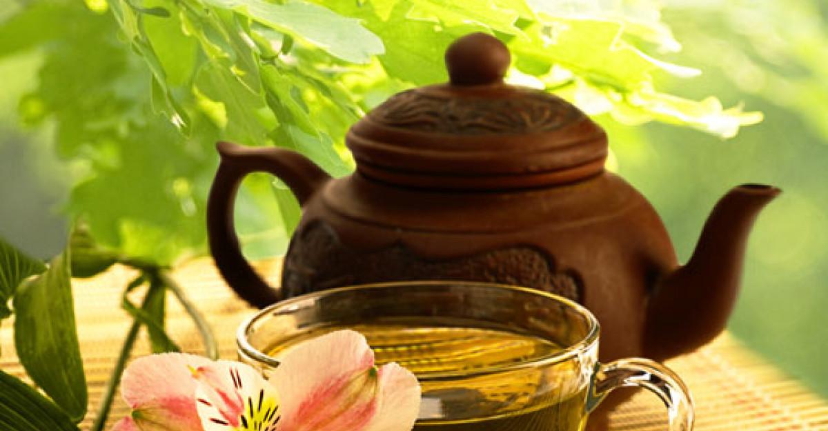 5 Ceaiuri pentru sanatatea FICATULUI si a BILEI