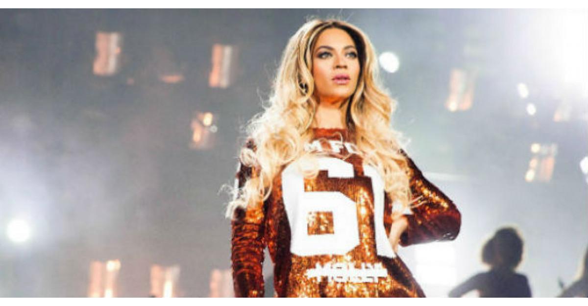 Beyonce se pregateste sa joace intr-un film. Ghiciti despre ce este vorba?