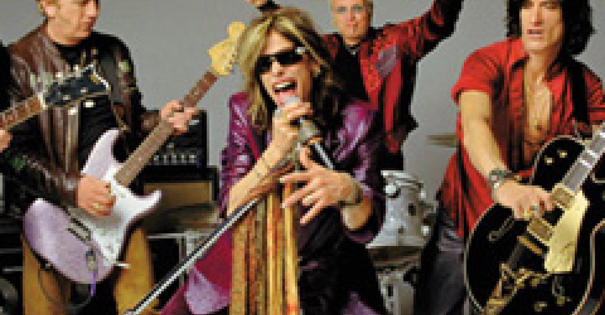 Aerosmith, istoria unei legende