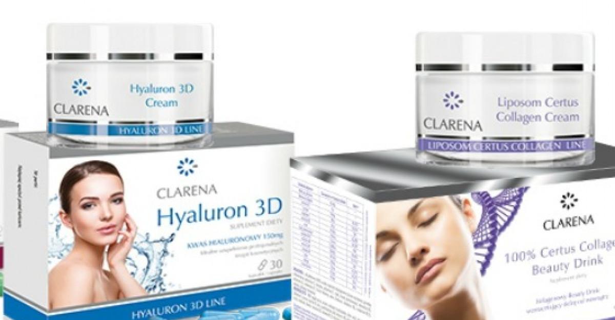 Programele complementare de ingrijire a pielii din exterior si din interior Clarena Beauty Systems