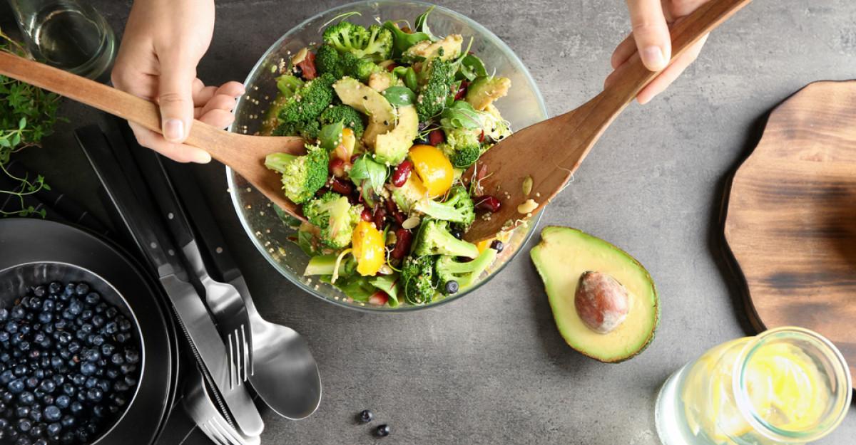 Trei pași pentru obiceiuri alimentare mai sănătoase