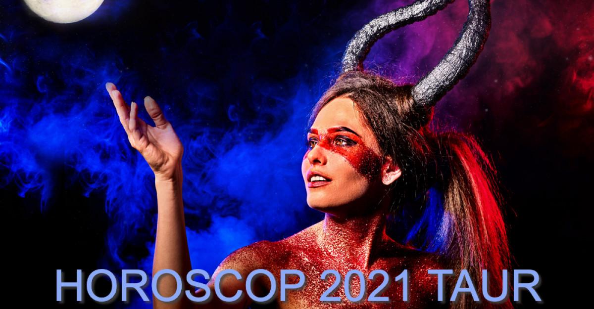 Horoscop 2021 TAUR: iubirea e puterea secretă, iar fericirea îți inundă sufletul