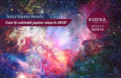 Testul Marelui Benefic: Cum iti schimba Jupiter viata in 2018?