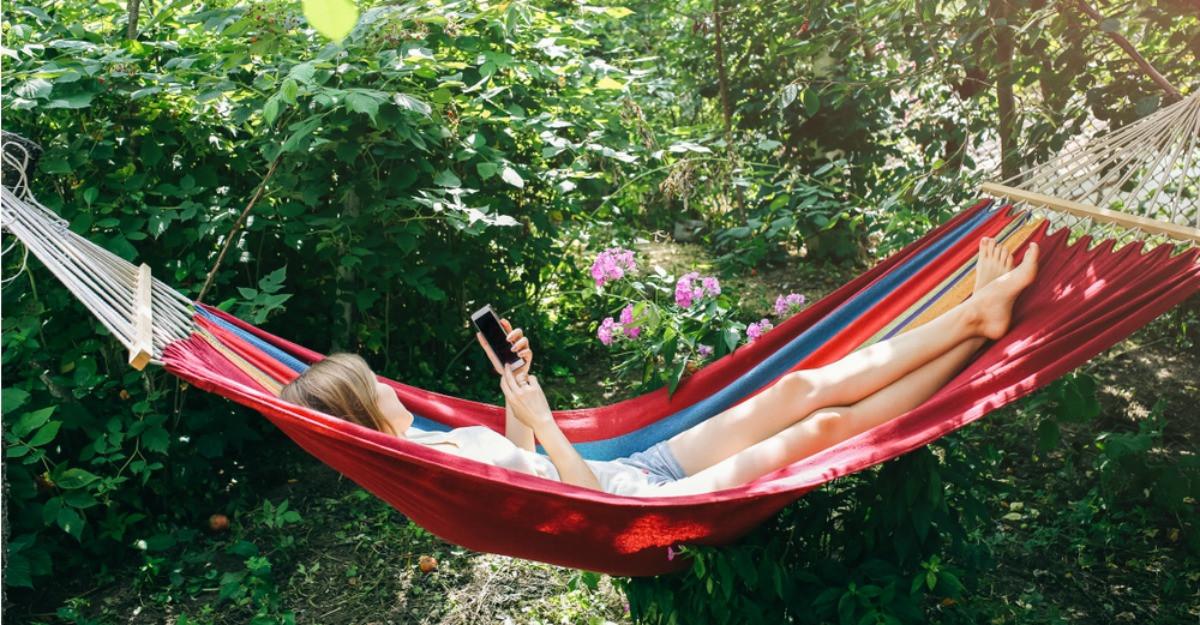 Hamace pentru grădină: 6 modele pentru relaxare în aer liber