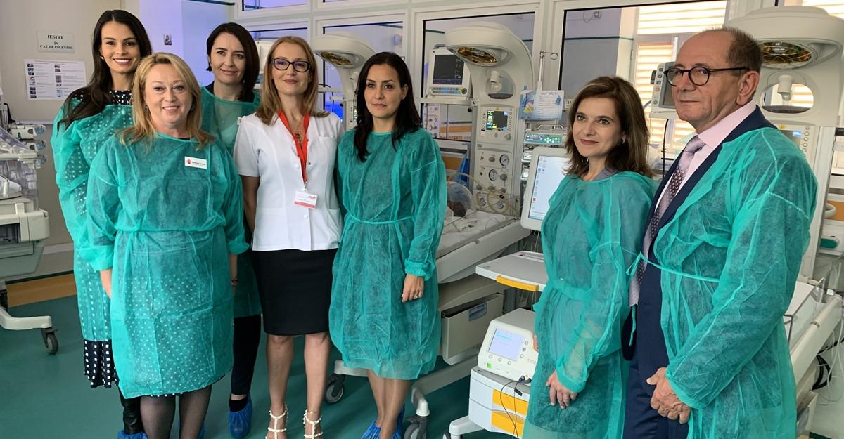 Medicii de la Spitalul Universitar de Urgență Elias și clienții Libris se alătură campaniei Salvați Copiii de combatere a mortal