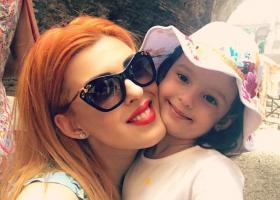 Diana Bisinicu: 'Am un copil iubitor, bland, dar cu o personalitate foarte puternica'