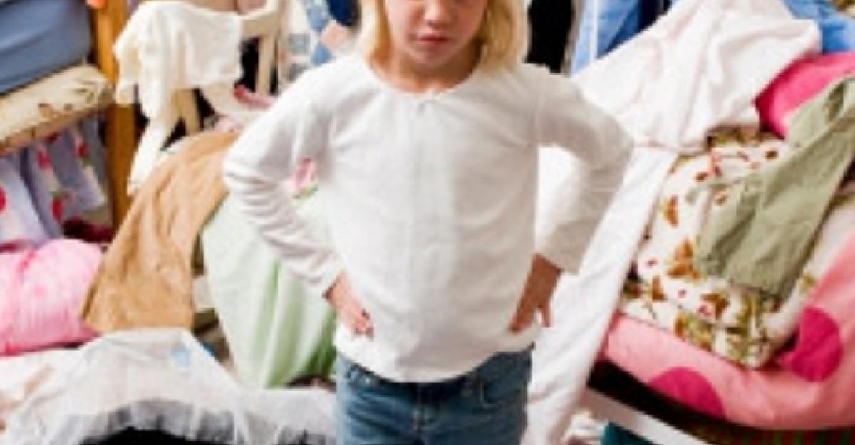 Mama GENIALA: Cum a determinat-o pe fiica sa sa-si faca curat in camera
