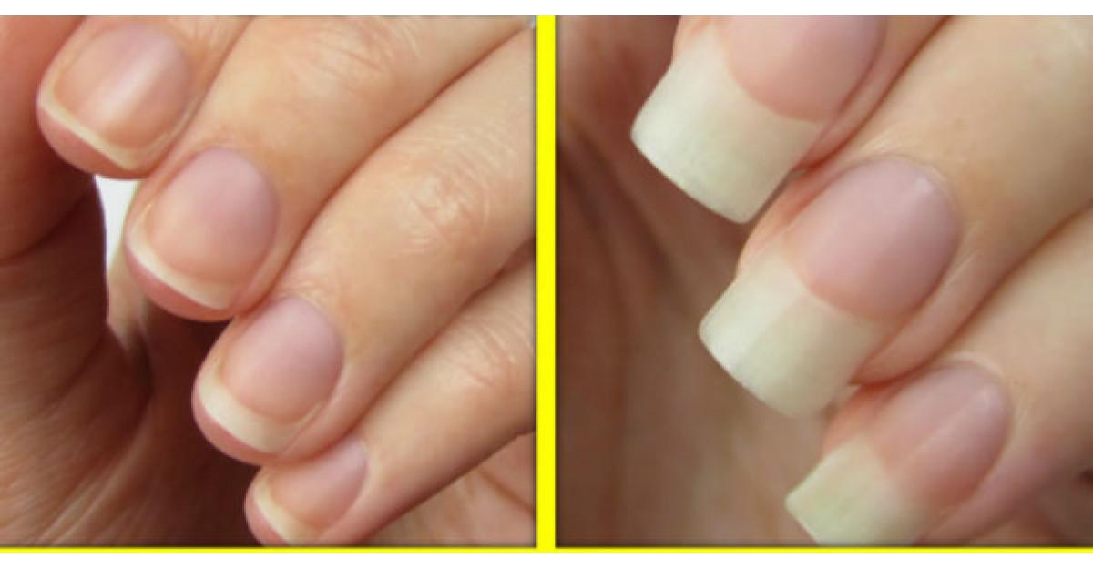Cum sa faci ca unghiile sa iti creasca mai repede?