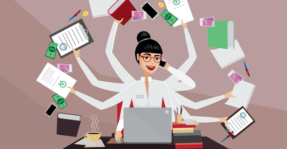 6 trucuri pentru a-ti iubi jobul