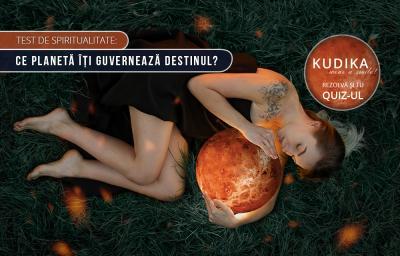 Test de spiritualitate: Ce planeta iti guverneaza destinul?