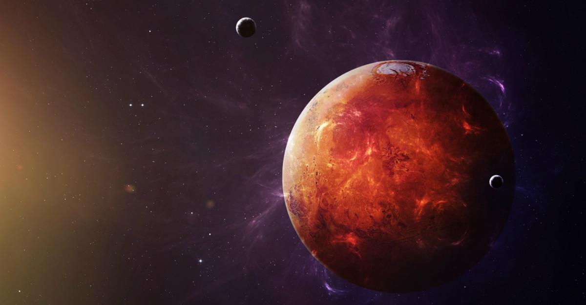 5 descoperiri care ne arata ca pe Marte ar putea exista viata