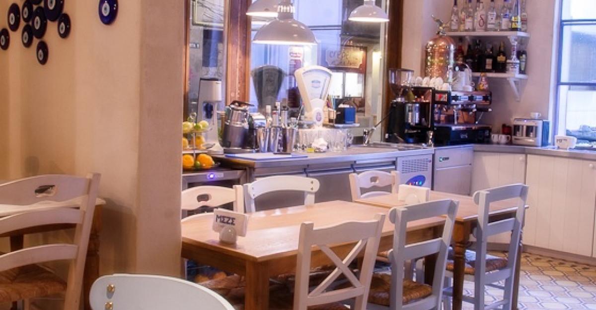 Porneste intr-o calatorie culinara prin Grecia cu MEZE Taverna!