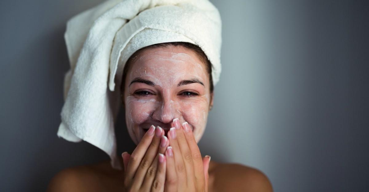 Masca faciala pentru purificarea tenului