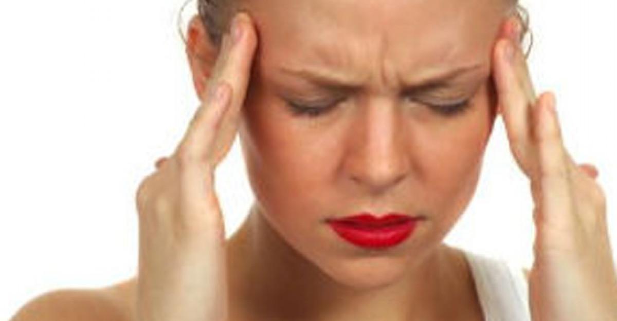 20 Cele mai frecvente cauze ale durerilor de cap