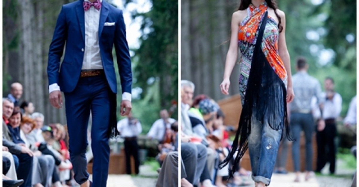 TRENDS by Adina Buzatu a incheiat Feeric Fashion Show