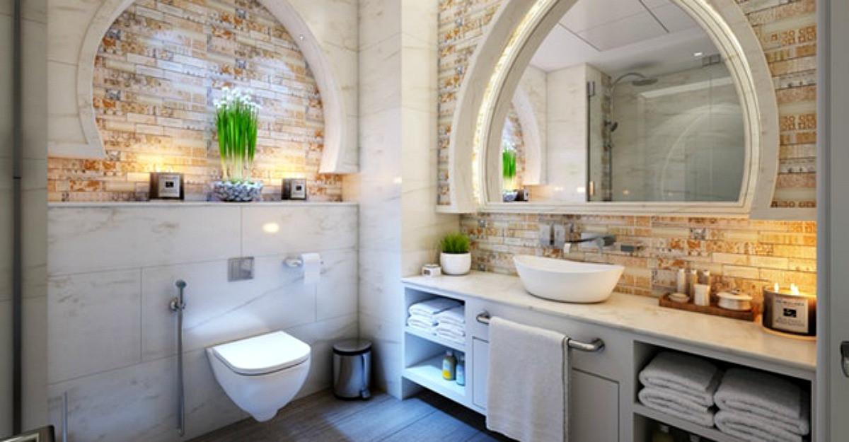 4 trucuri casnice pentru a scapa rapid de mucegaiul din baie