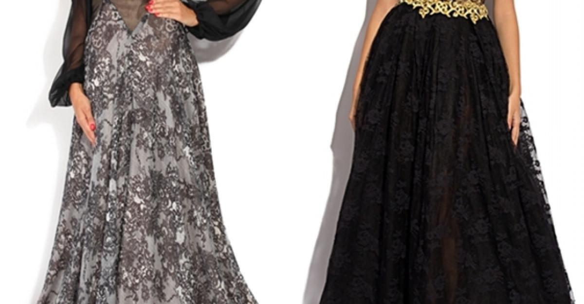 15 rochii de seara cu inspiratie retro
