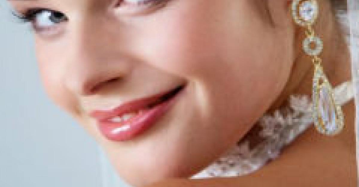 Bijuterii somptuoase pentru mirese romantice