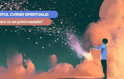 Testul Cursei Spirituale: Pentru ce vei primi medalie?