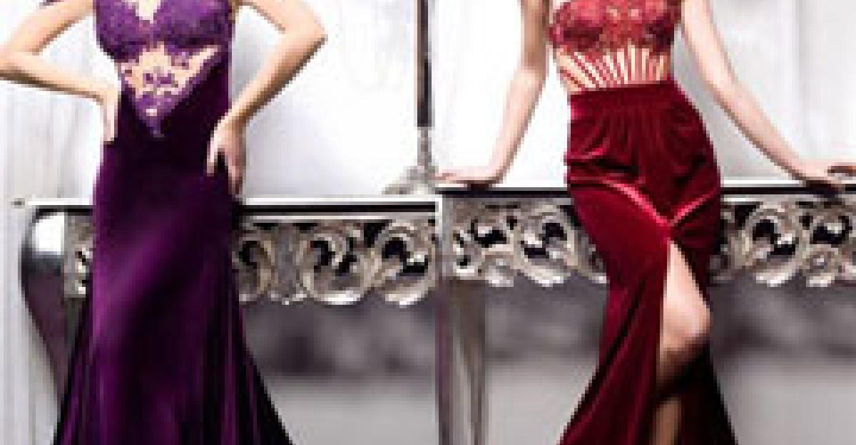 Sofisticate si extravagante - Cele mai frumoase rochii pentru domnisoarele de onoare