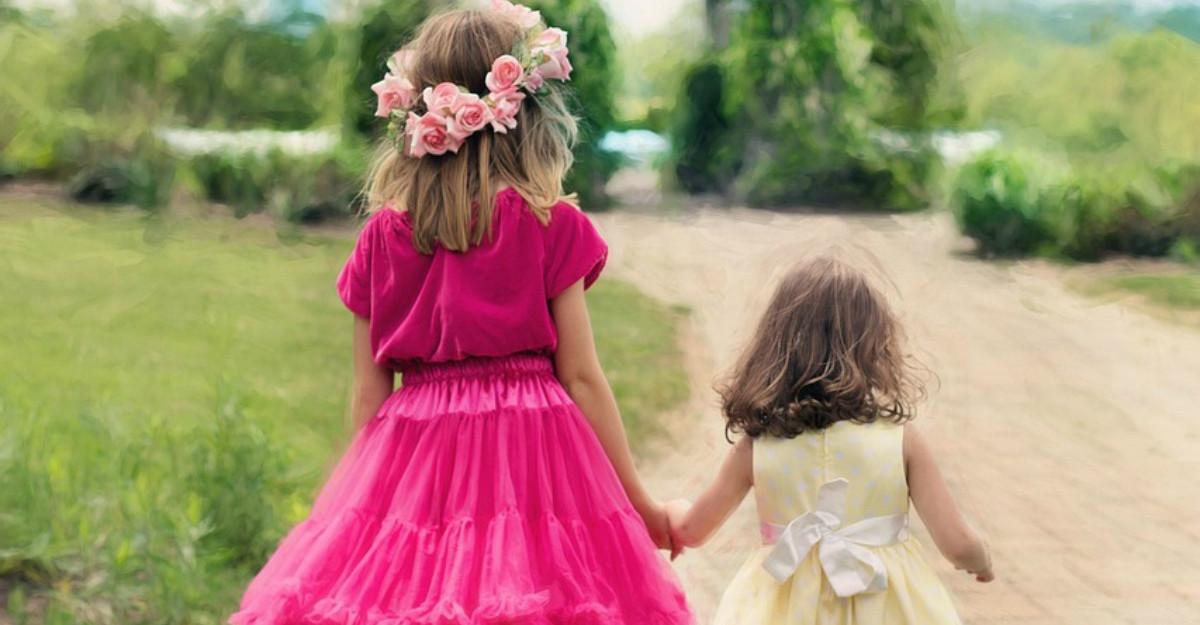 10 lucruri pe care sora ta mai mare nu ti le va spune NICIODATA