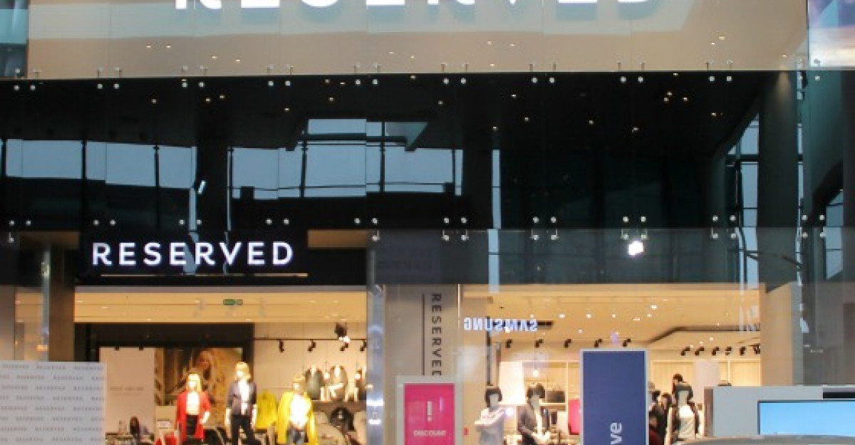 RESERVED a relansat magazinul din Baneasa Shopping City