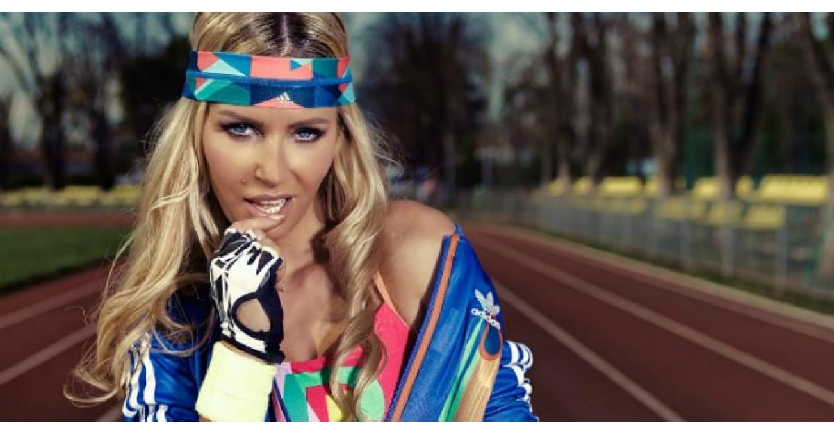 Andreea Banica, extrem de sexy in noul videoclip