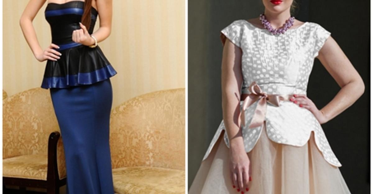 Cele mai frumoase rochii de seara
