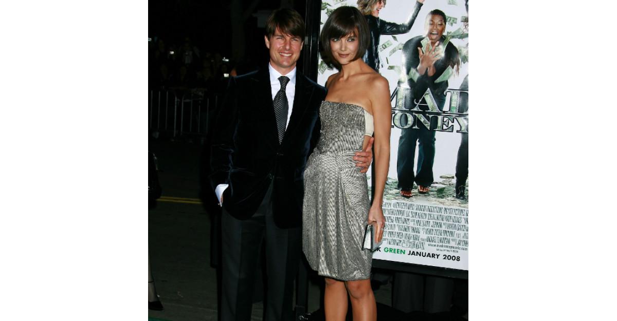 Foto: Ea este noua iubita a lui Tom Cruise