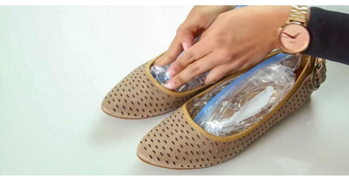 Video: A pus pungi CU APA in pantofi. Motivul? Eu de ce nu am stiut asta pana acum?