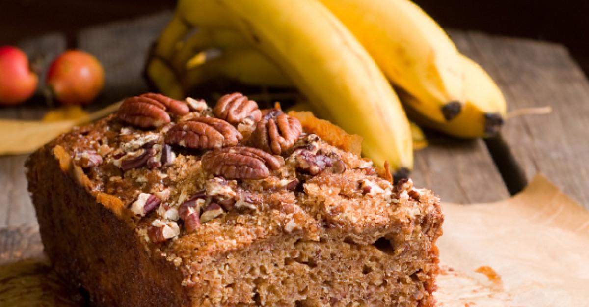 Paine dulce de banane - Banana Bread