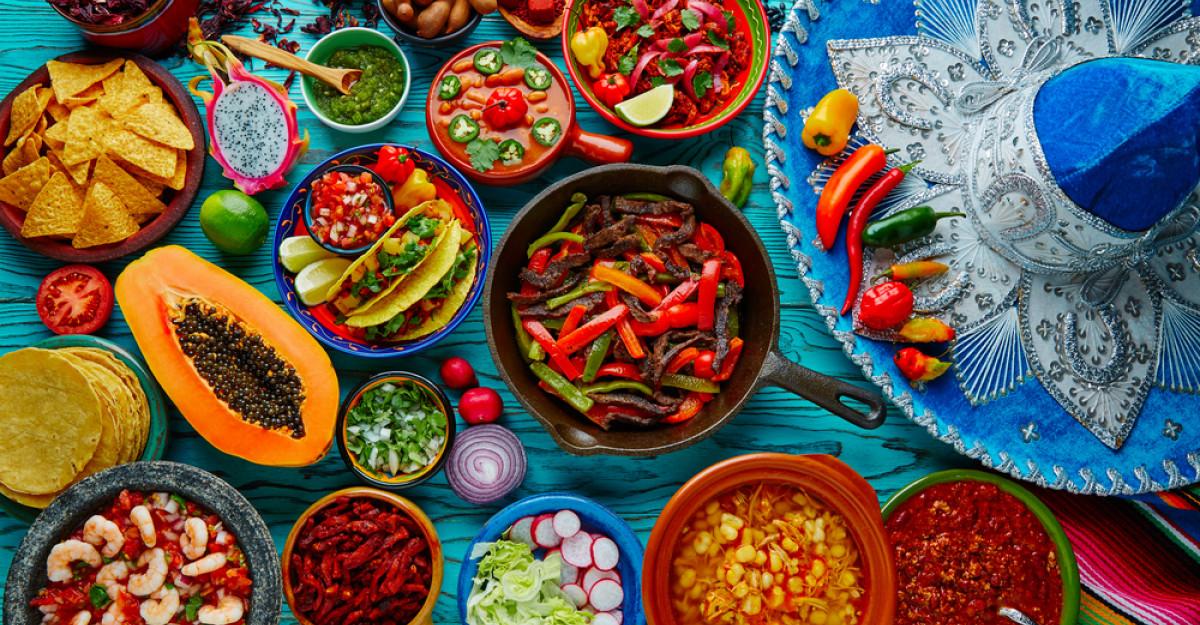 6 preparate specifice bucătăriei mexicane care îți vor lăsa gura apă
