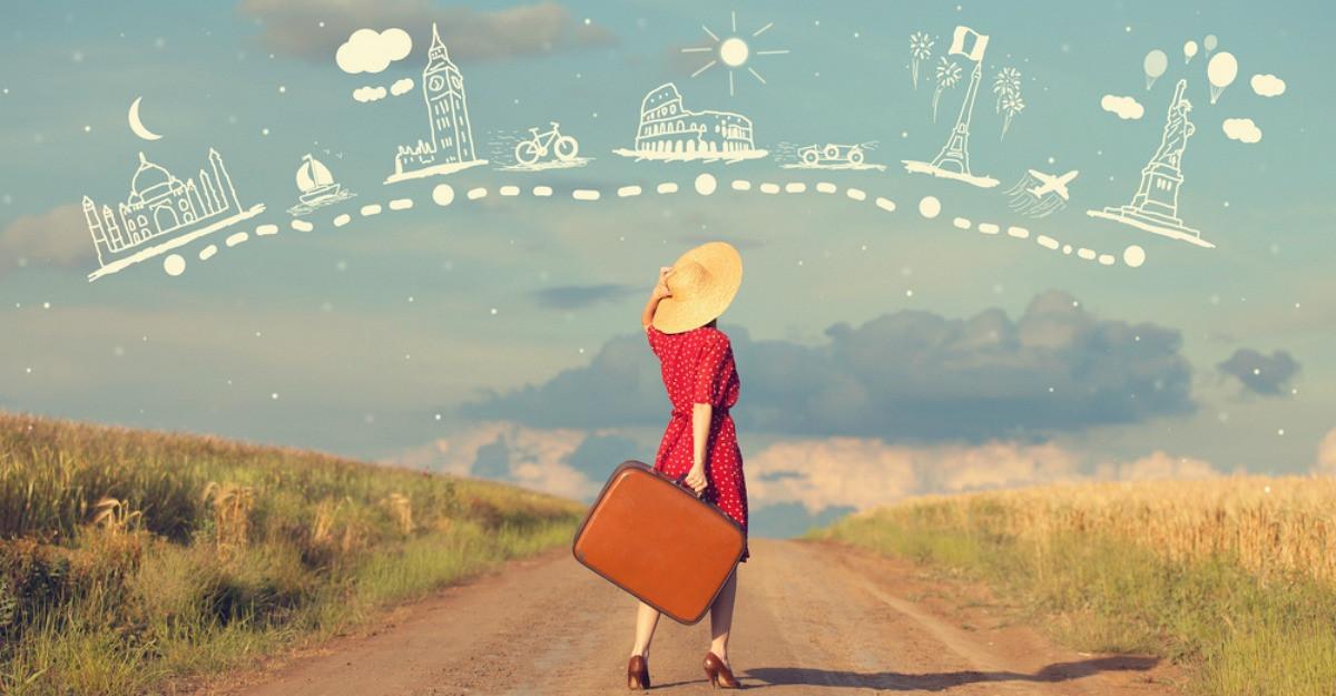 Ce își doresc femeile atunci când călătoresc