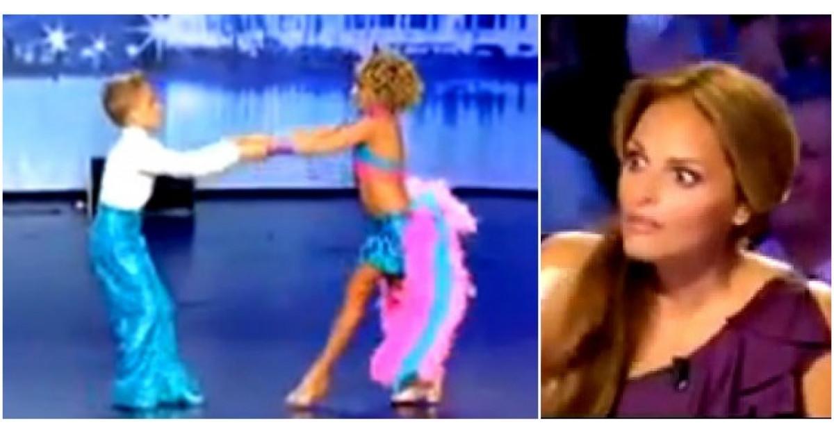Video: Au urcat pe scena si au inceput sa danseze. In cateva secunde juratii au ramas cu gura cascata