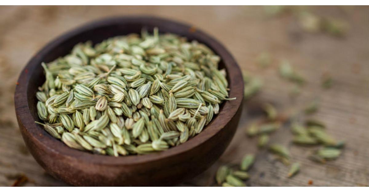 Beneficiile semintelor de fenicul. Combat stresul si previn cancerul