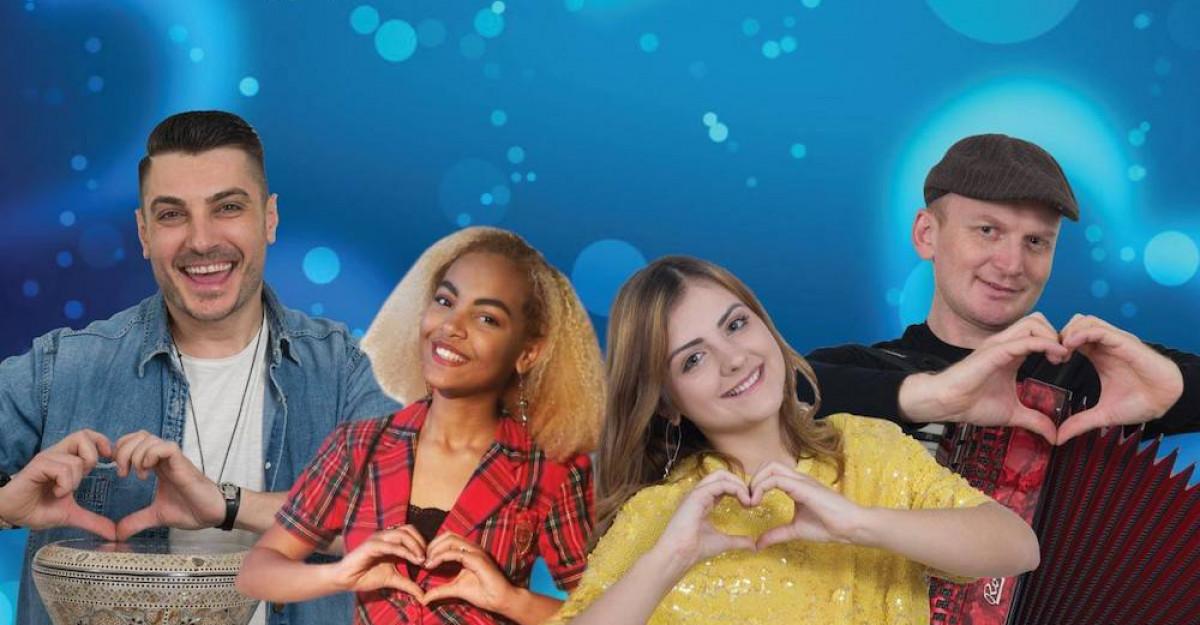 Trupa The Four prezinta videoclipul piesei