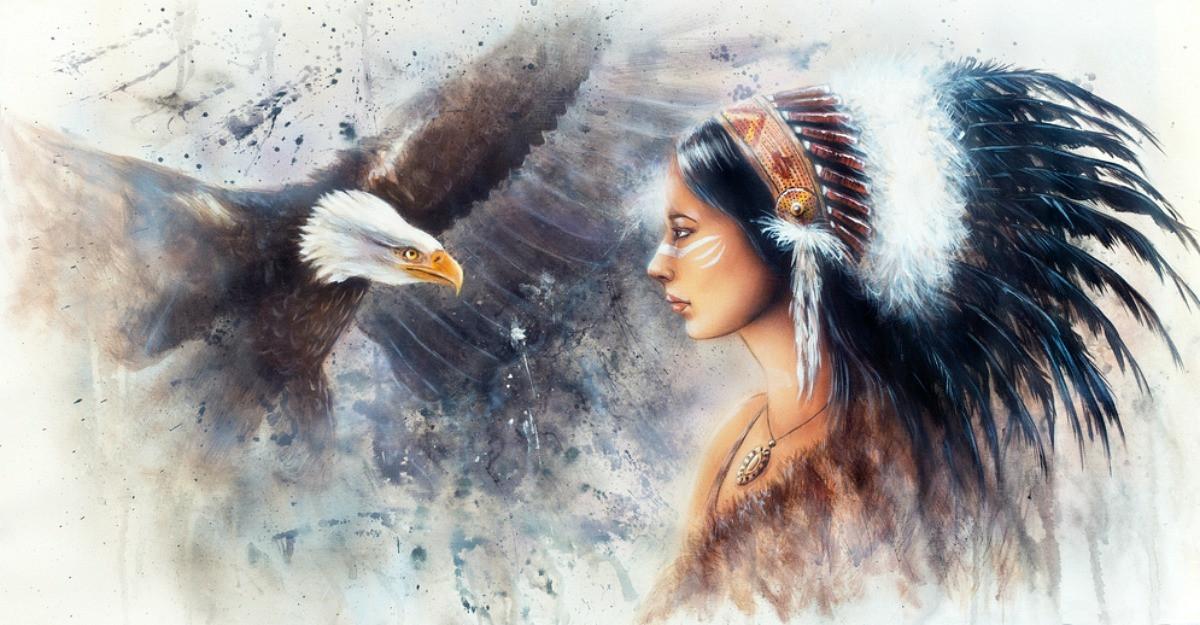 Cele 10 porunci ale indienilor americani pentru o viata implinita