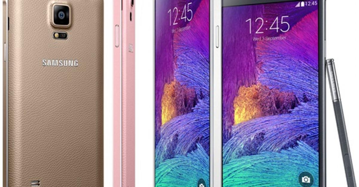 Samsung GALAXY Note 4 si Gear S, disponibile in Romania
