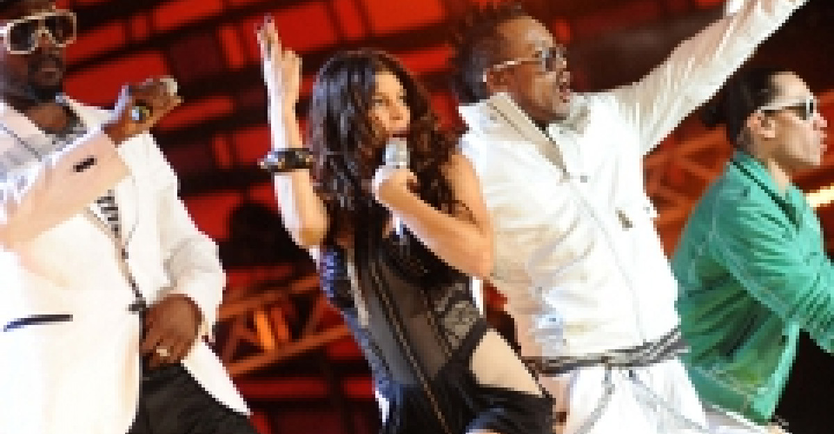 Black Eyed Peas ne dau sperante